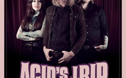 NY VIDEO: Acid's Trip - Trippin' Balls