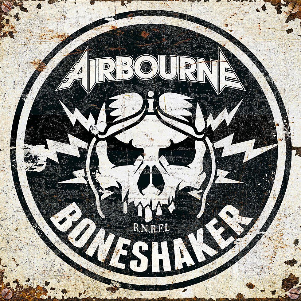 NY VIDEO: Airbourne - Backseat Boogie 1