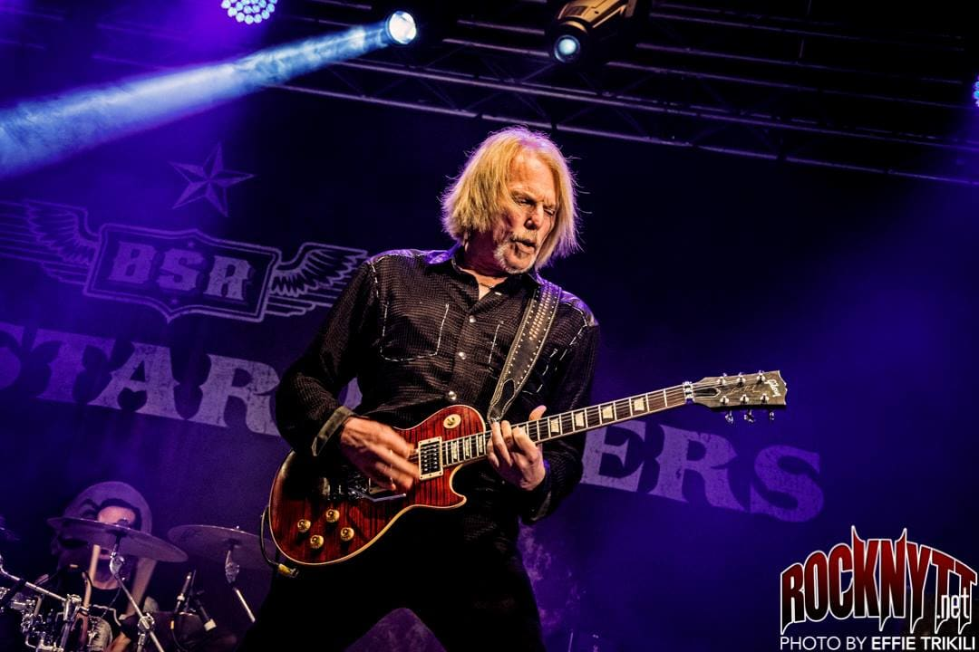 NY VIDEO: Black Star Riders - In The Shadow Of A War Machine