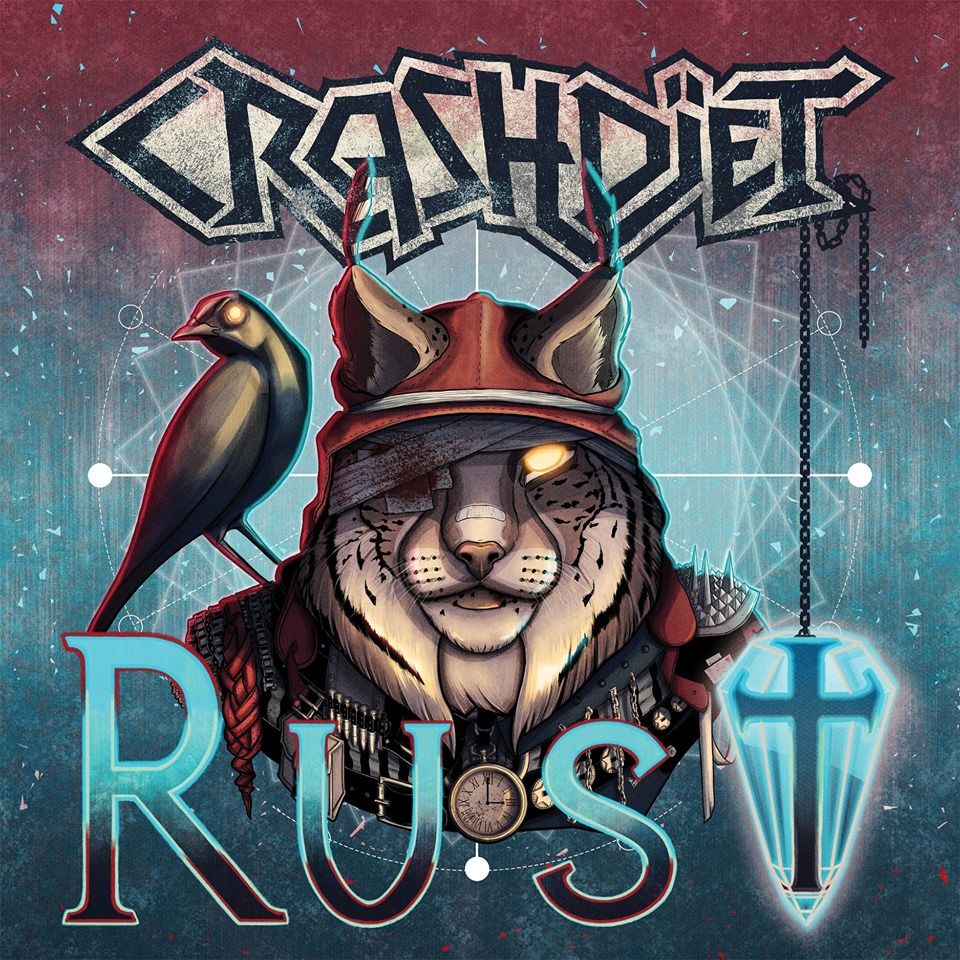 Crashdiet Rust