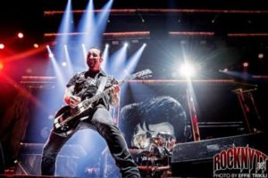 NY VIDEO: Volbeat - Last Day Under The Sun