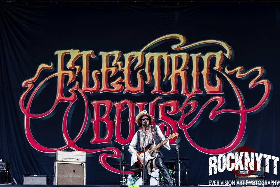 NY VIDEO: Electric Boys - Super God