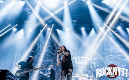 2019-06-19 DREAM THEATER - Gasklockorna - Gävle. Foto: Evelina Szczesik.