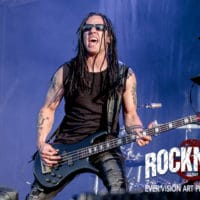 2019-06-07 DISTURBED - Sweden Rock Festival 2