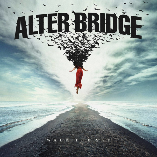 NY VIDEO: Alter Bridge - In The Deep 1