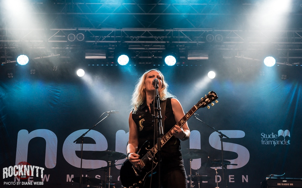 2019-06-06 COBRA CULT - Sweden Rock Festival