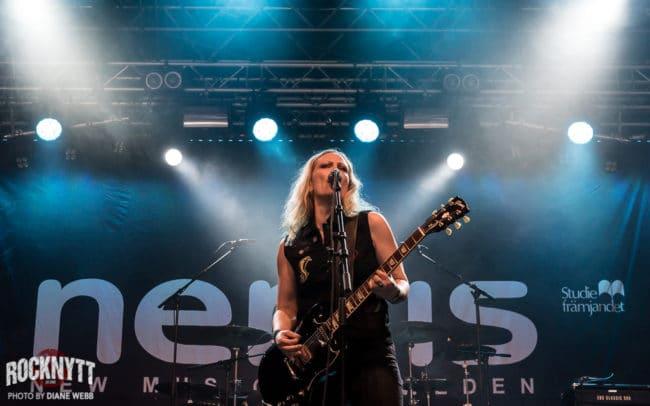 Cobra Cult Sweden Rock Festival