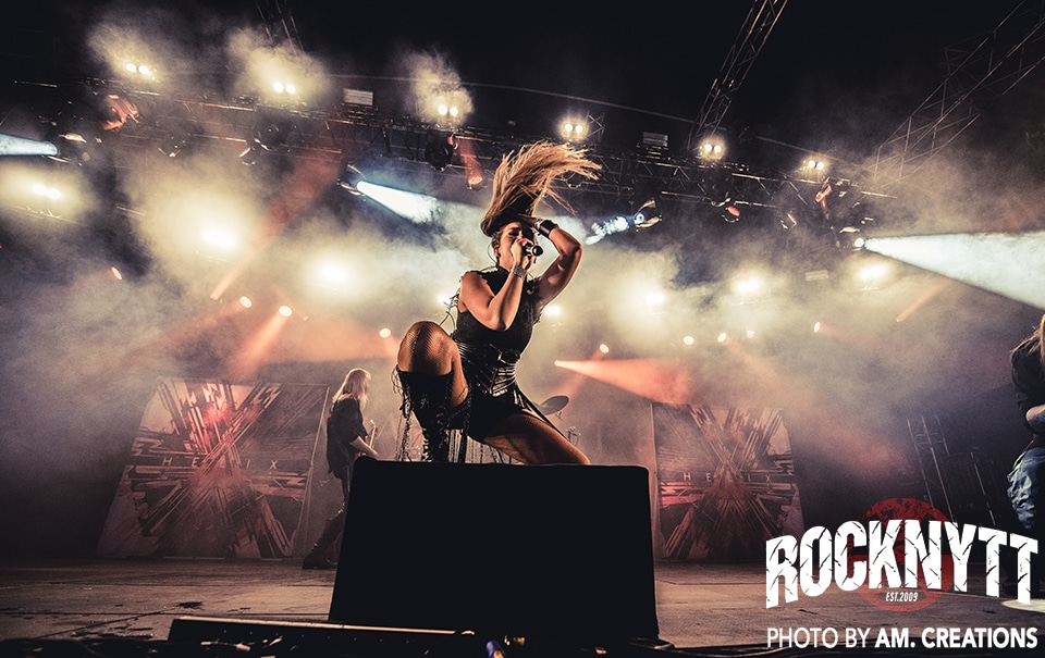 Amaranthe - Tons Of Rock 2019