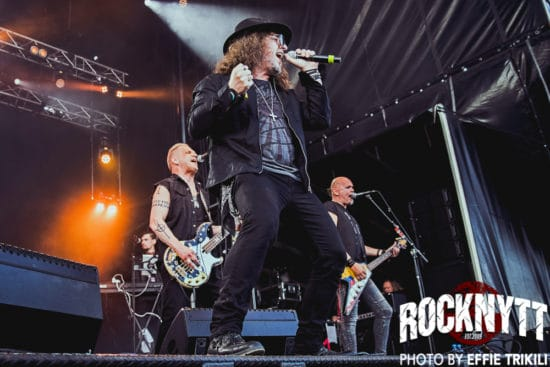 Gathering Of Kings Sweden Rock Festival