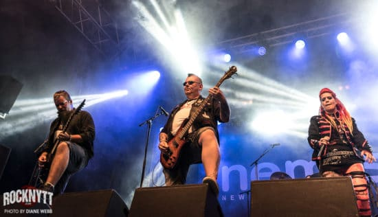 2019-06-06 IN SILENCE - Sweden Rock Festival