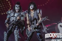 Liverecension: KISS - Sweden Rock Festival 2019-06-07