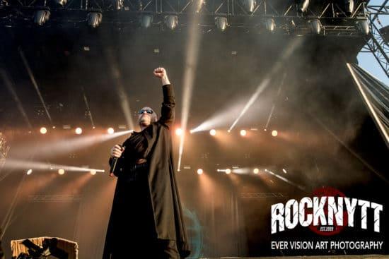 Disturbed Sweden Rock Festival