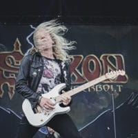 2019-06-08 SAXON - Sweden Rock Festival 6