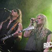 2019-06-07 THE QUILL - Sweden Rock Festival 2