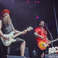 2019-06-06 THE WILD! - Sweden Rock Festival 5