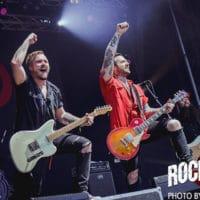 2019-06-06 THE WILD! - Sweden Rock Festival 8