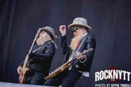 zz top sweden rock festival
