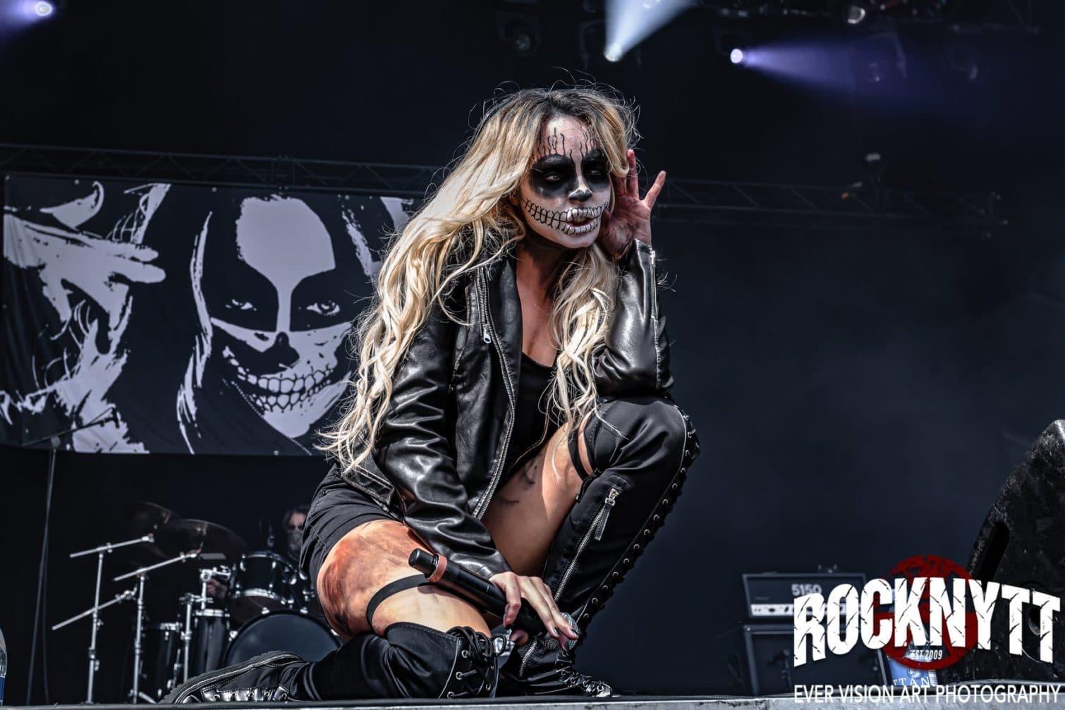 Scarlet - Gefle Metal Festival 2019