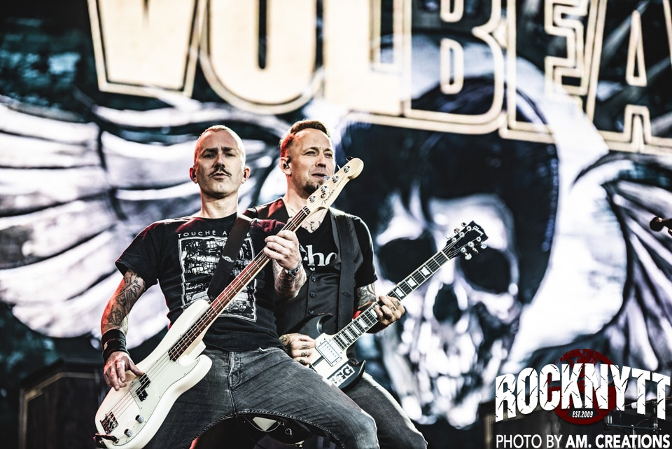 Volbeat - Tons Of Rock 2019
