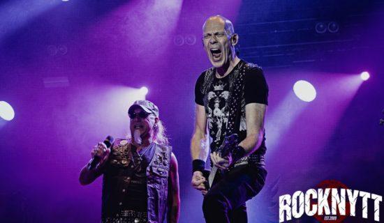 Liverecension: Accept - Skogsröjet 2019-08-02