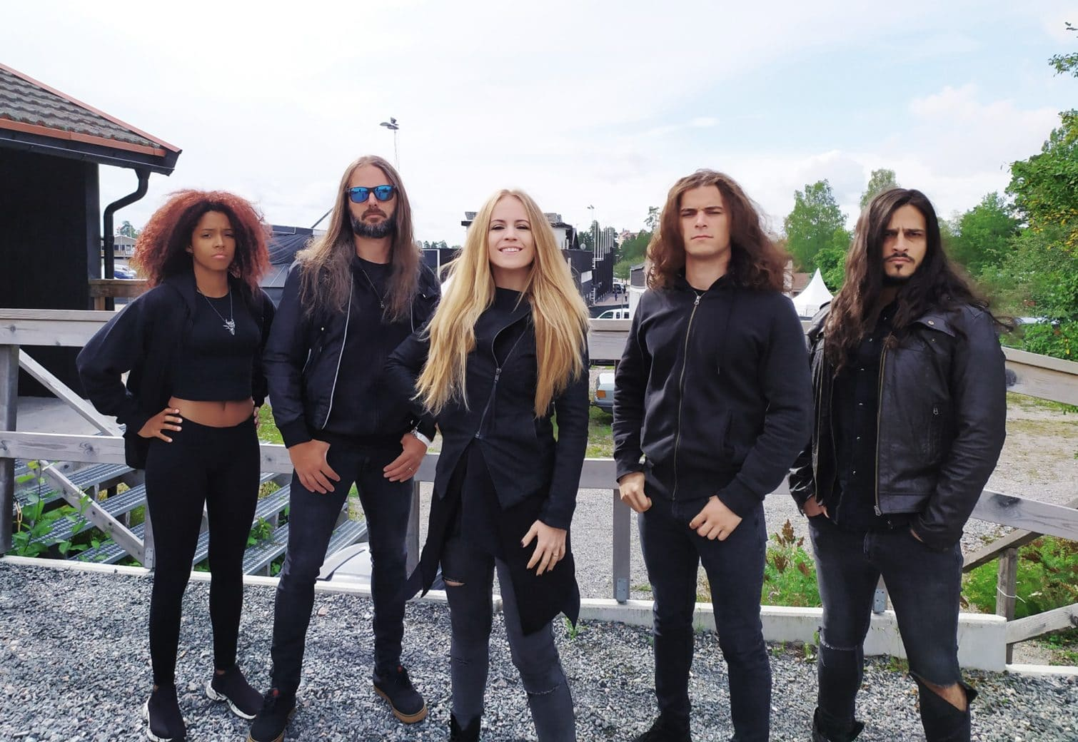 Liverecension: Frozen Crown - Sabaton Open Air 2019-08-17