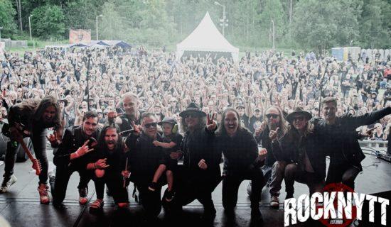 Liverecension: Gathering Of Kings - Skogsröjet 2019-08-03
