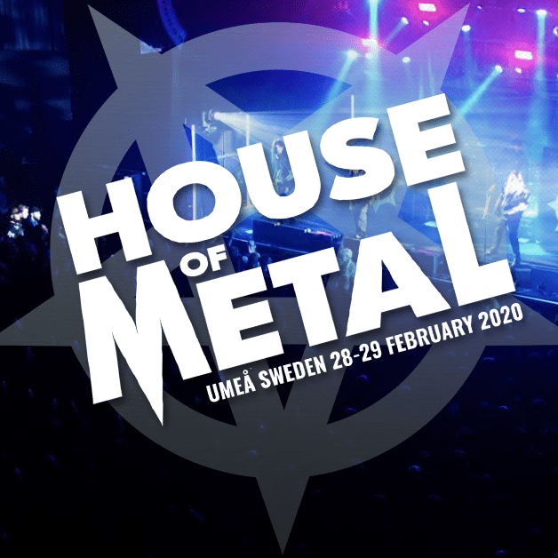 House of Metal presenterar fler akter