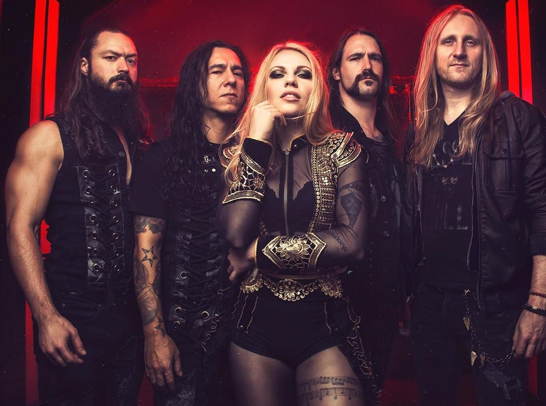 NY VIDEO: Kobra And The Lotus - Thundersmith (Lyric)