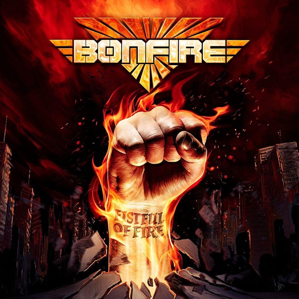 NY VIDEO: Bonfire - The Devil Made Me Do It 1