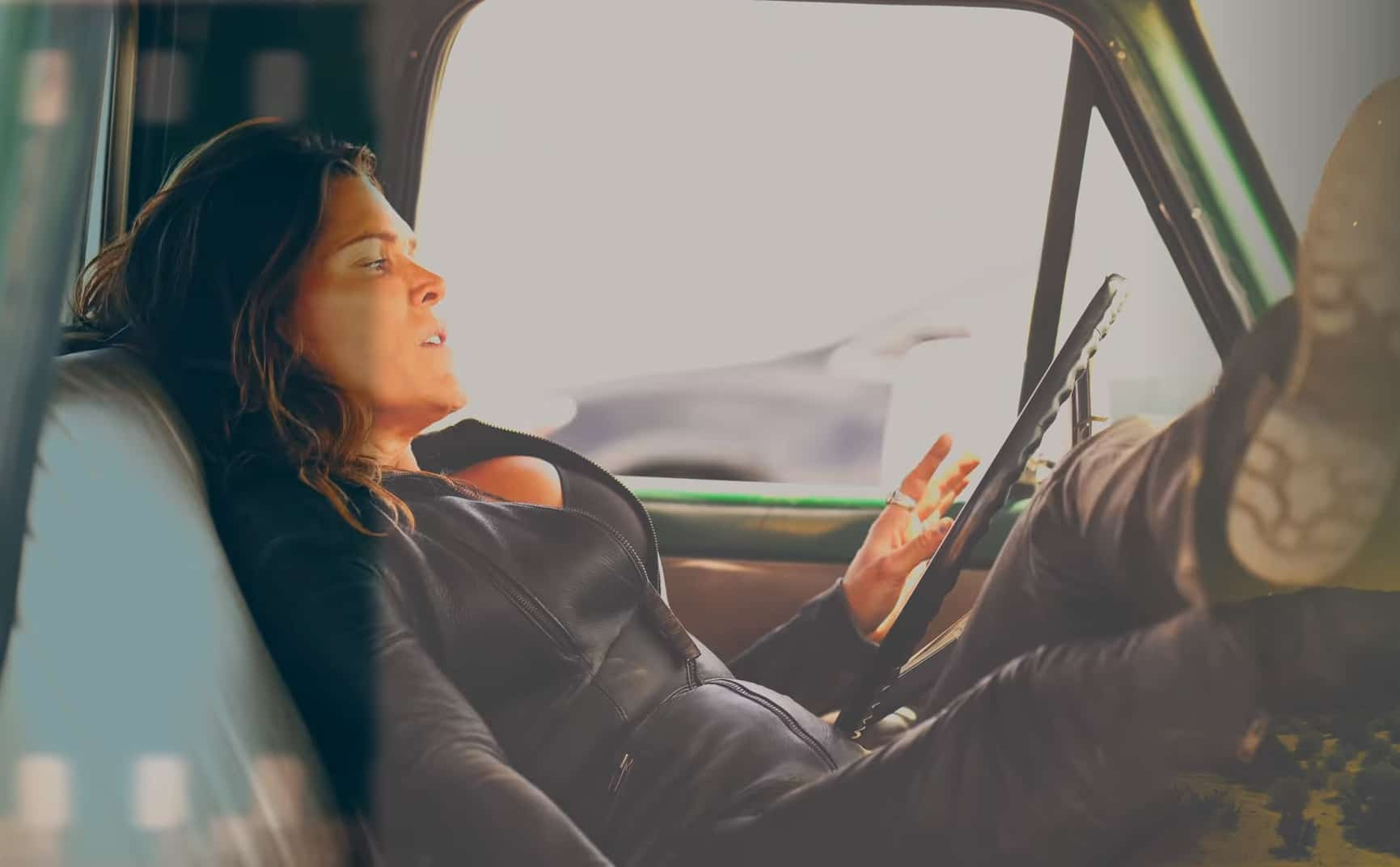 NY VIDEO: Beth Hart - War In My Mind