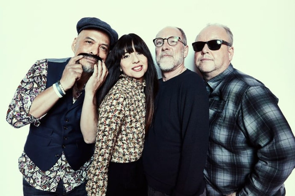NY VIDEO: Pixies – Long Rider