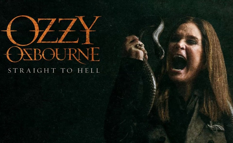 NY VIDEO: Ozzy Osbourne - Straight To Hell