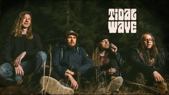 NY VIDEO: Tidal Wave - Blueberry Muffin