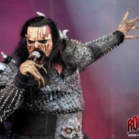 NY VIDEO: Lordi – Like A Bee To The Honey (feat. Michael Monroe) (Lyric)
