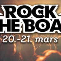 Gathering Of Kings, CoreLeoni, Inglorious, Treat m.fl klara för Rock The Boat