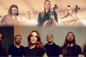 Apocalyptica och Epica på gemensam turné - besöker Sverige