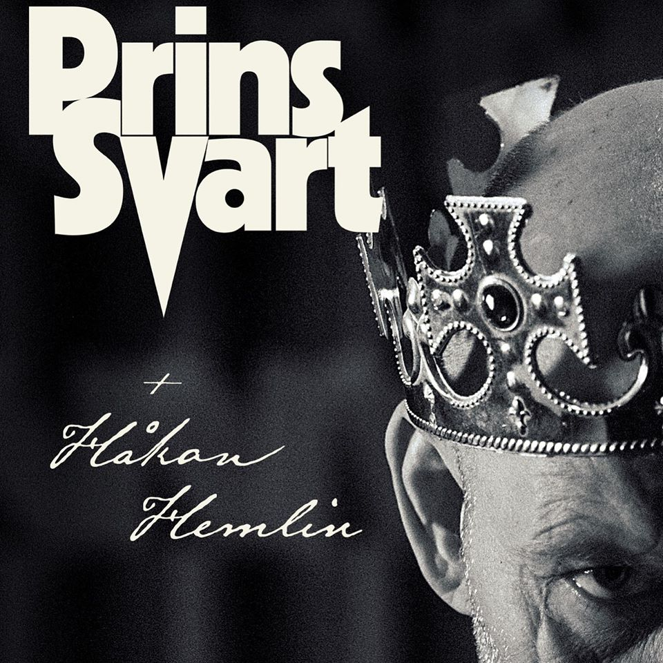 Otippat samarbete – Håkan Hemlin sjunger med Prins Svart 1