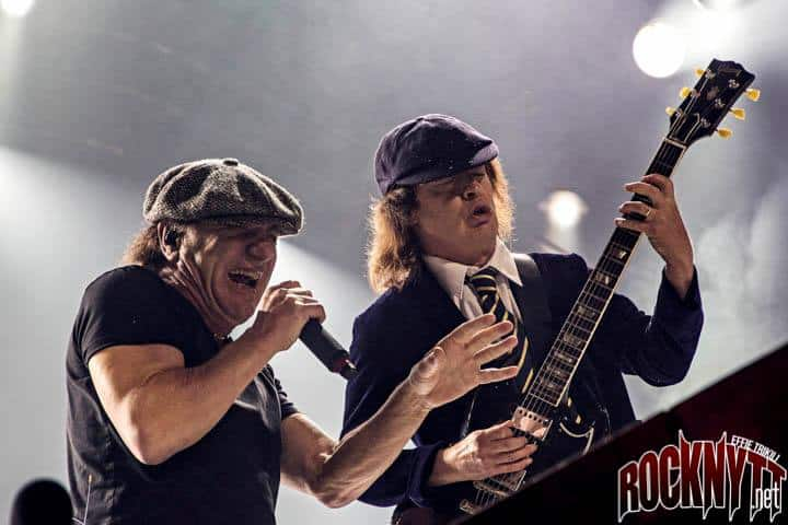 NY VIDEO: AC/DC - Demon Fire
