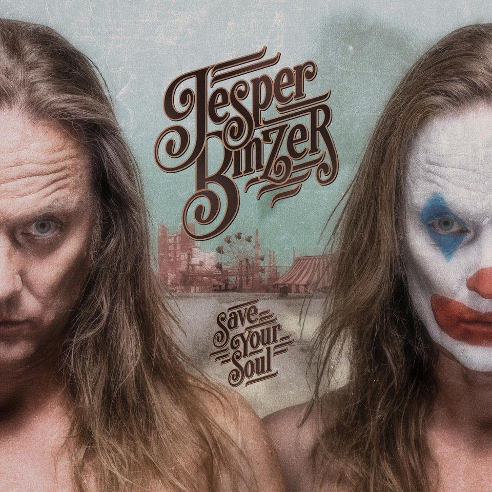 NY LÅT: Jesper Binzer - Don't Let Them Make You Choose Sides 1