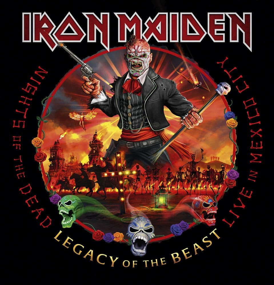 Iron Maiden släpper nytt livealbum 4