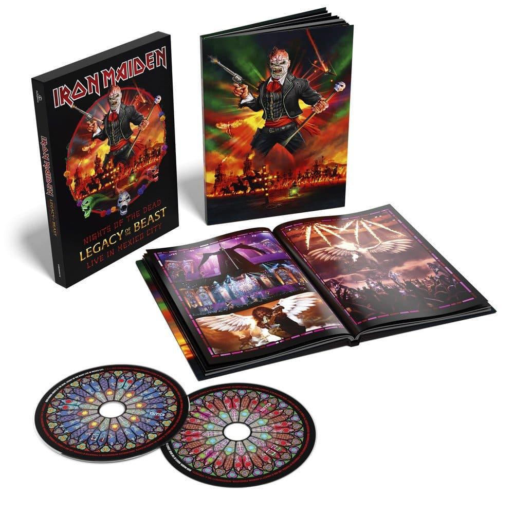 Iron Maiden släpper nytt livealbum 2