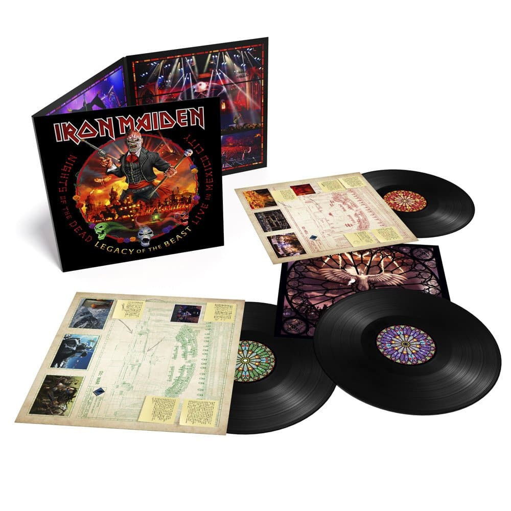 Iron Maiden släpper nytt livealbum 1