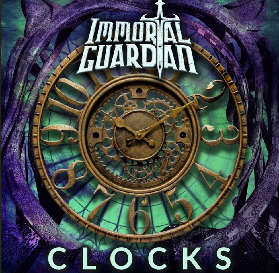 NY VIDEO: Immortal Guardian - Clocks