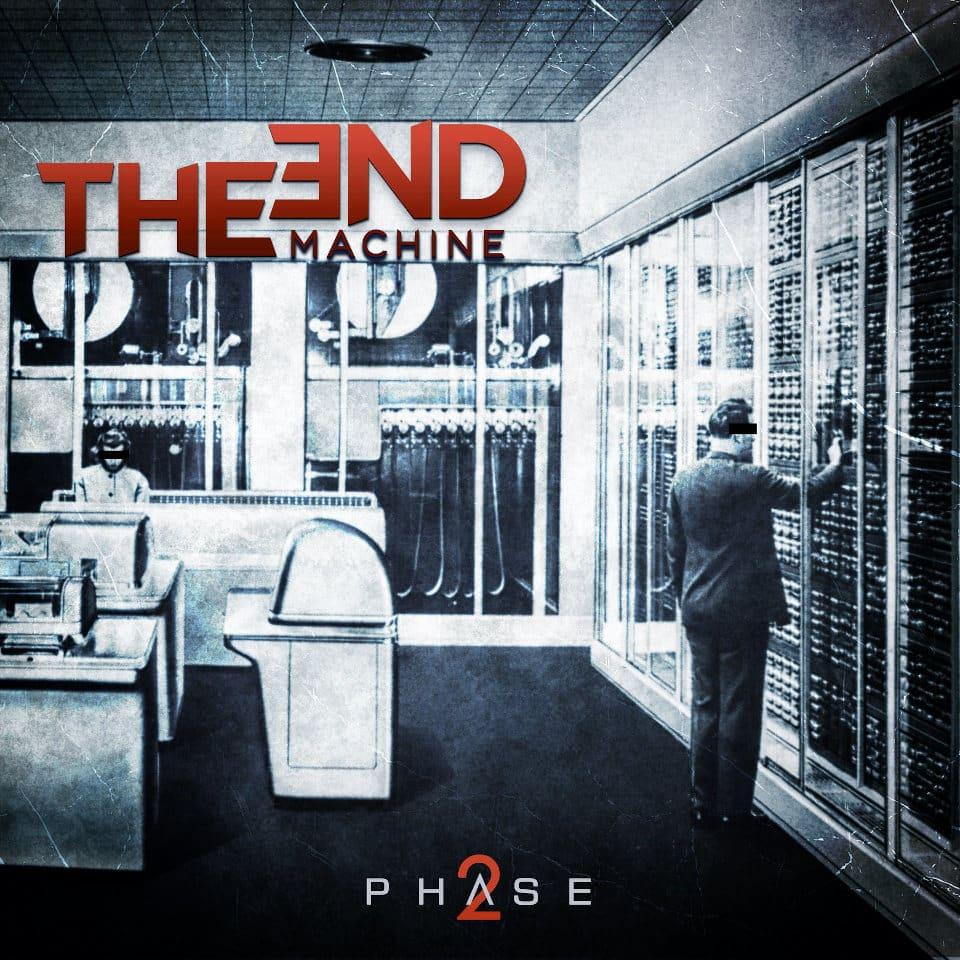 The End Machine släpper nytt album 1