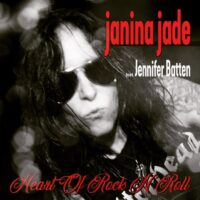 NY LÅT: Janina Jade – Heart Of Rock'n Roll
