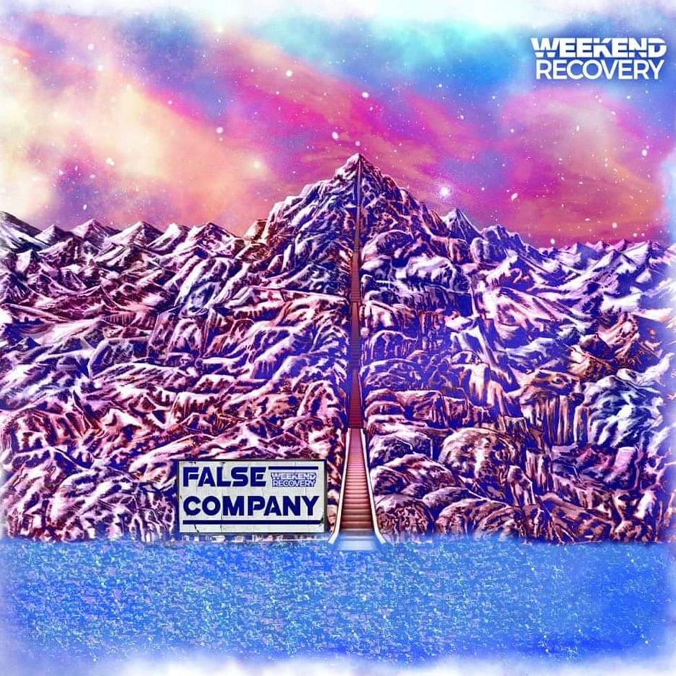 "Weekend Recovery har släppt sitt nya album ""False Company""!"